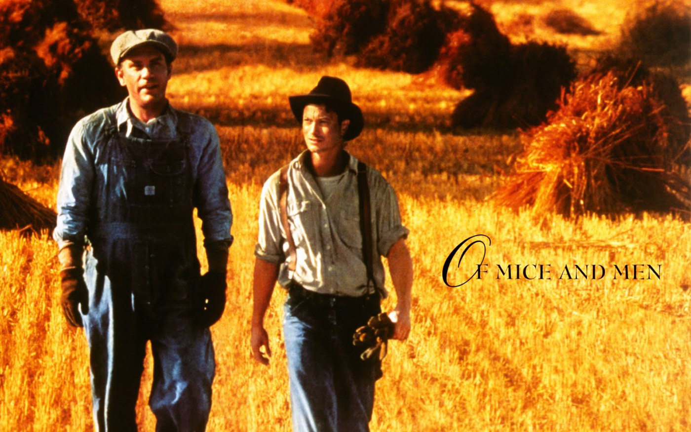 friendships mice and men Of mice and men has many themes presented by steinbeck, one of which is about friendship the novella shows the relationship between the protagonists, george and lennie, and showing how they try to achieve the american dream by working together.